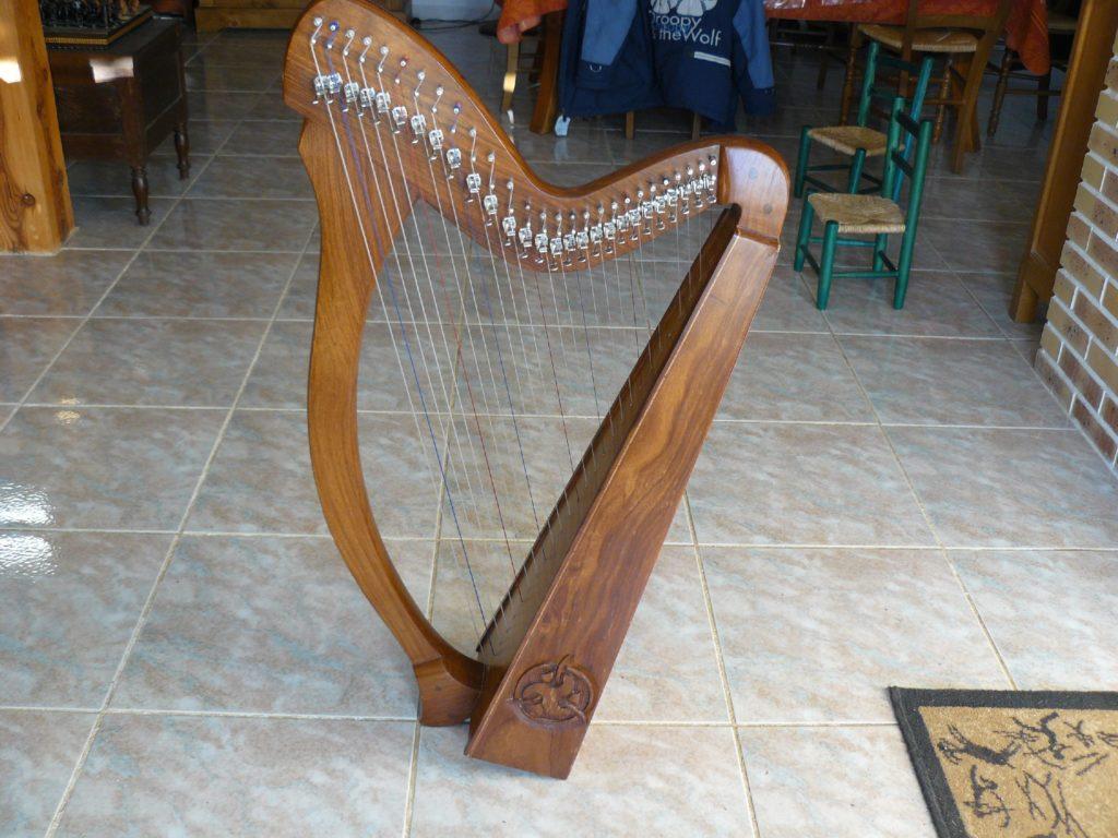Harpe_ eltique